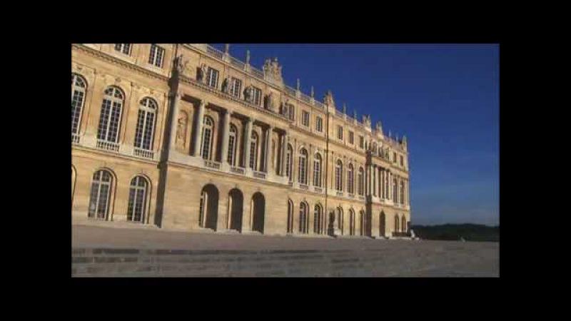 Путешествие по Версалю. Франция. Часть 6