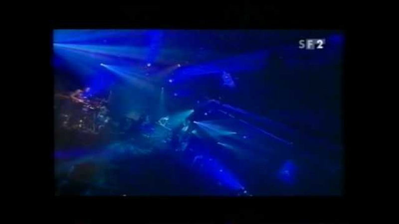 Muse - Rachmaninoff (intro/outro) Screenager (Live Montreux 2002)