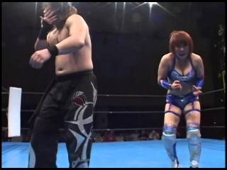 Kana vs. Kengo Mashimo (Kana Pro, )
