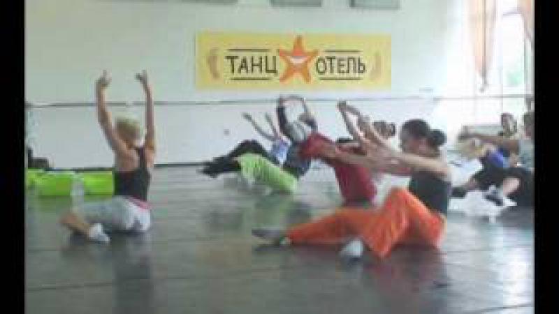 Классический и афро-джаз для детей 11-14 лет. Татьяна Тарабанова, Санкт-Петербург