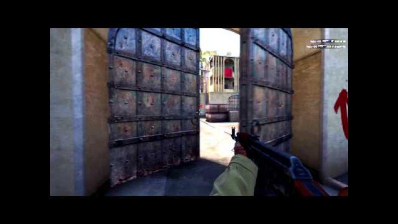 FejtZ vs DSS: -4 with FAMAS AK-47