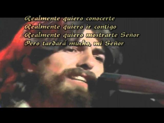My sweet Lord - George Harrison - Sub Castellano -