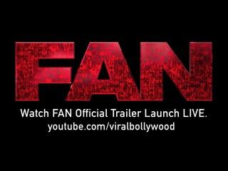 Fan Trailer Launch Live | Shahrukh Khan | YRF | Viralbollywood Entertainment