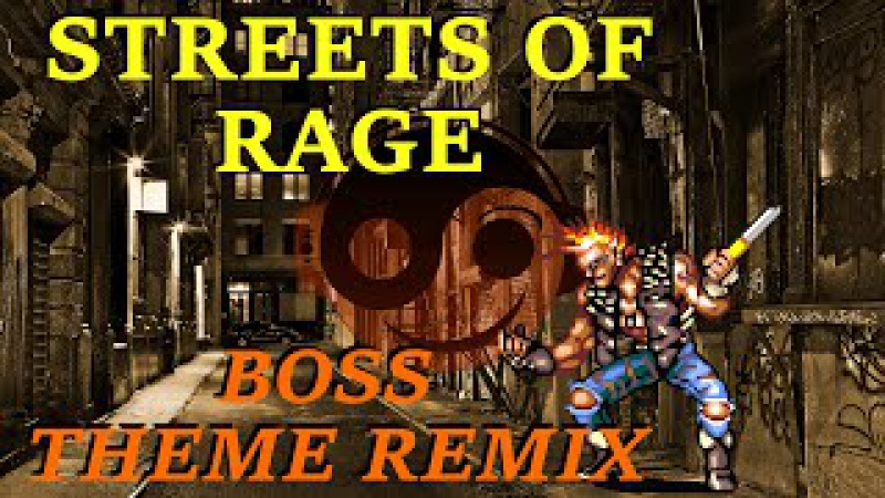 STREETS OF RAGE [古代 祐三 Yuzo Koshiro] – Attack The Barbarian [Styzmask Remix]