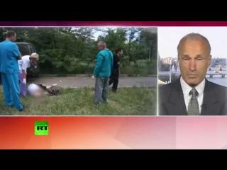 Эксперт Применение баллистического оружия на юго востоке Украины — военное преступление