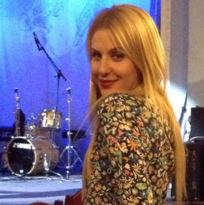 Anastasiya Ardamatskaya