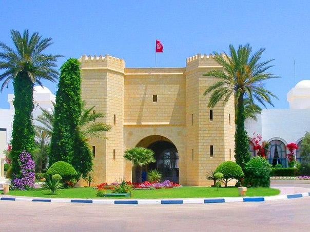 Тунис махдия отели 5 звезд