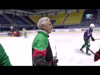 Ак Барс в Загребе. Игровой день команды. Видео из столицы Хорватии