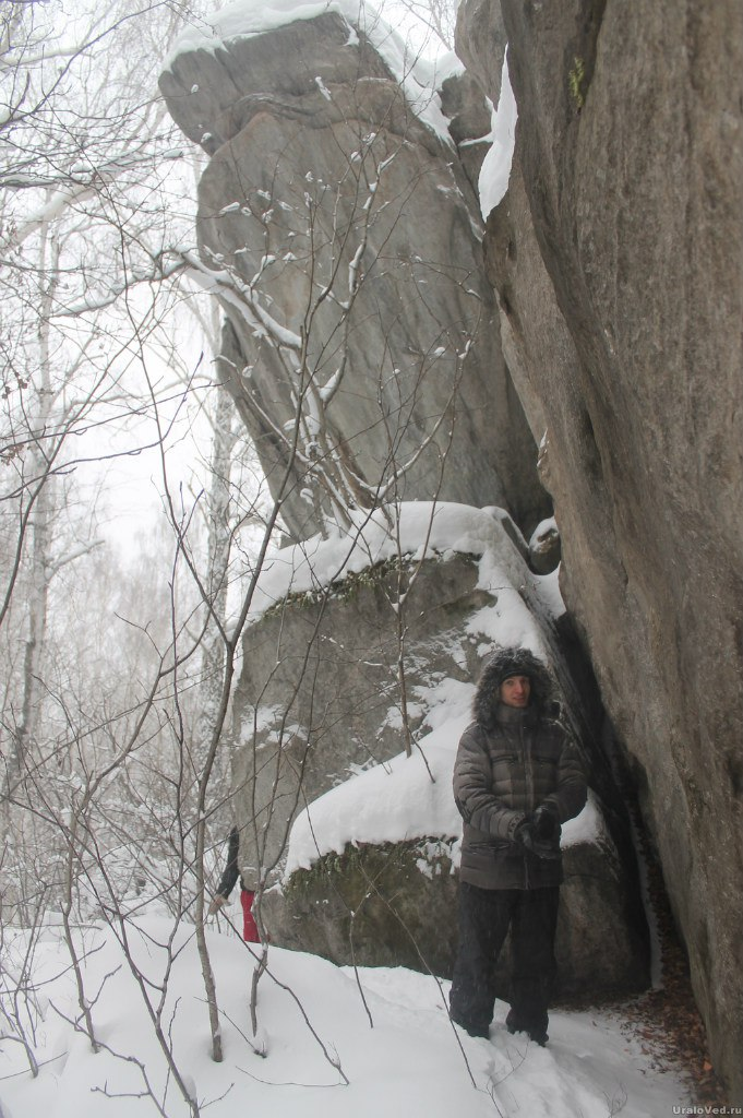 Малиновые скалы