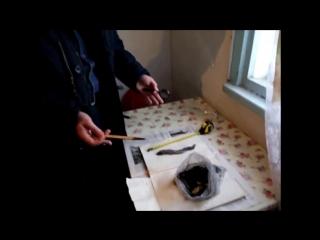 КАЗАХСТАН..Загадочное существо в коконе взбудоражило жителей села Баганалы Alien organism was found in cocoon in Kazakhstan