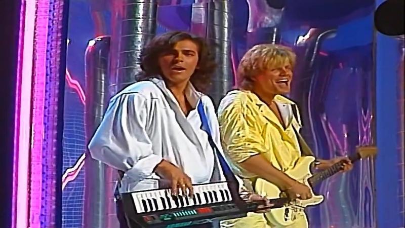 Modern Talking - You Can Win If You Want ( 1985 HD )
