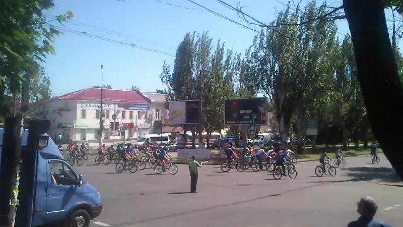 велодень велорух Николаев