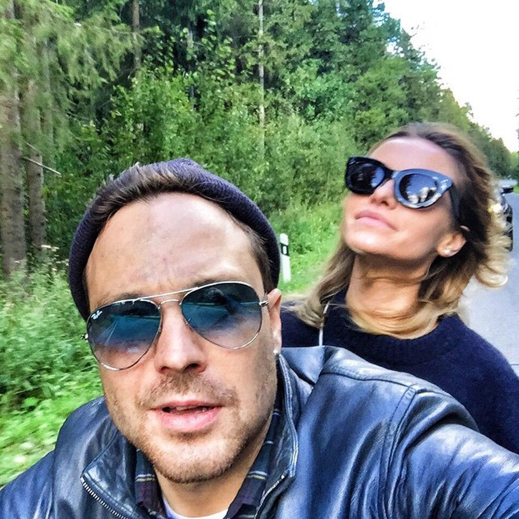 Алексей чадов фото с новой девушкой