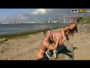 ★★★Sofi Goldfinger - Passionate First Date Sex On A Beach!!!★★★