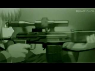 Школа убийц/Gunslinger Girl (2003 - 2004) Русский трейлер