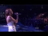 Выступление с песней «When I Look At You» на «American Idol» — 2010 год