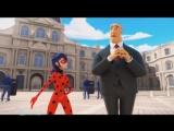 ЛедиБаг и Супер-Кот / Miraculous Ladybug - 3 серия (Русский дубляж - Дисней)