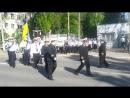 Выход на парад с экипажа ХДМА 09.05.2015