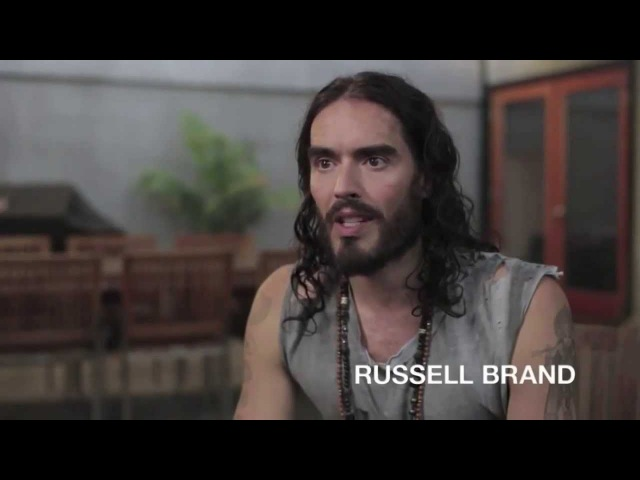 Russell Brand Will Blow Your Mind [HD]