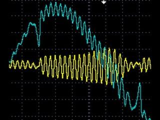 Стоячая волна.  Настройка КАТУШЕК индуктивности.