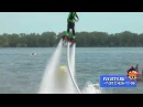 Flyboard (флайборд) трюки и сальто с
