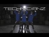 AMAZING ROBOT DANCE GROUP | TECHNICIANZ