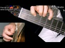 BESAME MUCHO Fingerstyle Guitar Lesson TAB by GuitarNick