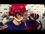 МЧМ'16: Интервью с Александром Полунином после матча сборная «Россия» - сборная «Финляндия» - 6:4.