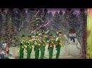 Новогодний музыкальный спектакль «Раз морозною зимой» 25.12.2012