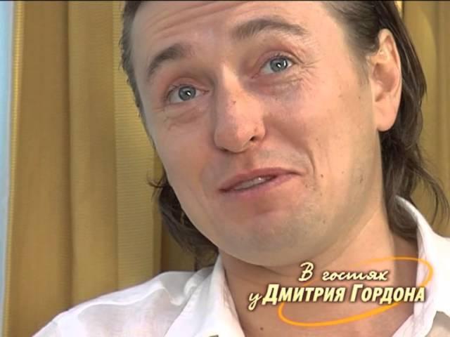 Сергей Безруков. В гостях у Дмитрия Гордона. 3/3 (2009)