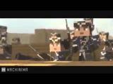 Майнкрафт 'Ассасин Крид 3' песня + анимация