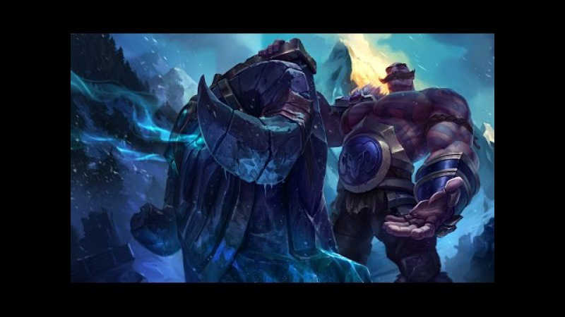 League of Legends | Braum Montage | (by Marrius)