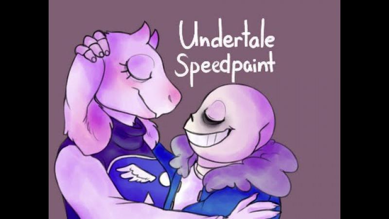 UNDERTALE speedpaint: Soriel
