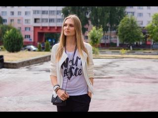 Модель Оксана Самуйлова (Aksana Samy). Интервью в Солигорске