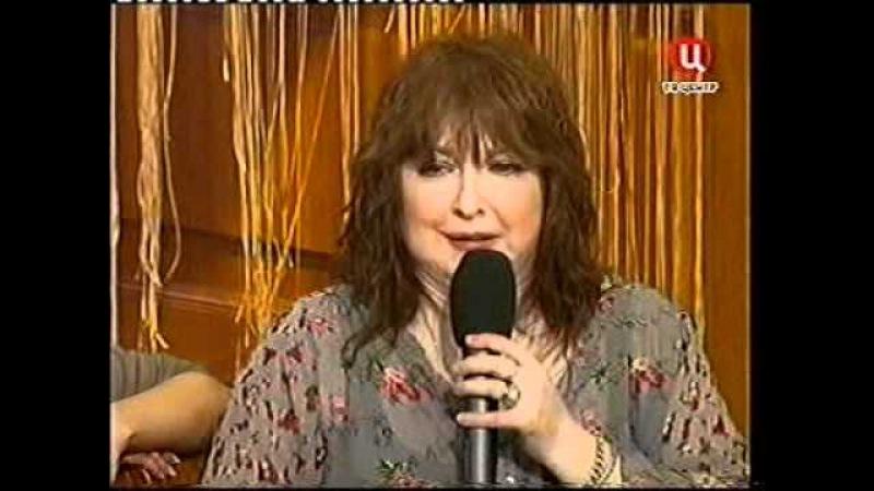 Екатерина Семенова в Приюте комедиантов ТВЦентр, 15 07 2011 4