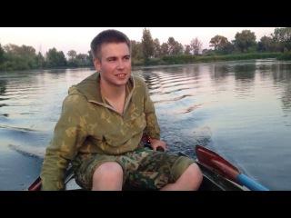 Казанка-М(Южанка) + Тохатсу 18 первый выезд 42кмч загрузка 200кг