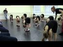Танцевальная школа Арабеск . Открытый урок - Джаз. 8 группа.