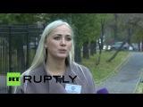 Суд арестовал студентку МГУ Варвару Караулову