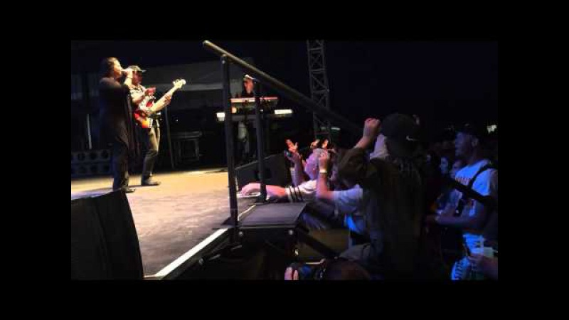 Gary Sinise and the Lt. Dan Band at OSH15