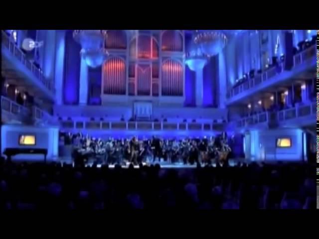 David Garrett/Дэвид Гарретт — Beethoven's Symphony No 9 «Scherzo»