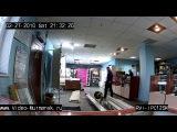 IP-камера RVi-IPC12SW (2.8 мм). Демонстрационная запись. www. Video-Murmansk.ru