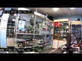 IP-камера RVi-IPC12SW (2.8 мм). Демонстрационная запись #2. www. Video-Murmansk.ru