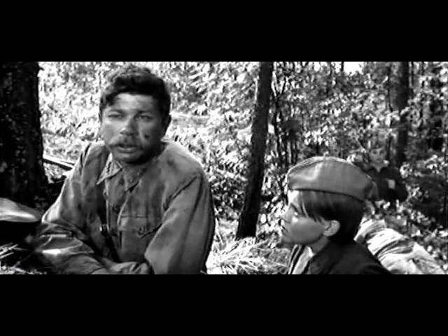 А зори здесь тихие 1972 2 серия