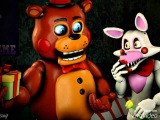 [SFM FNAF] Toy Freddy x Mangle.