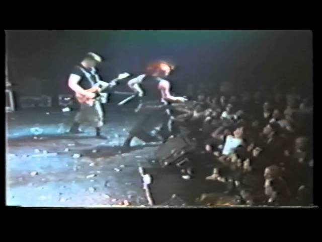 The Exploited (Montreal 1983) [04]. Fuck The USA » Freewka.com - Смотреть онлайн в хорощем качестве