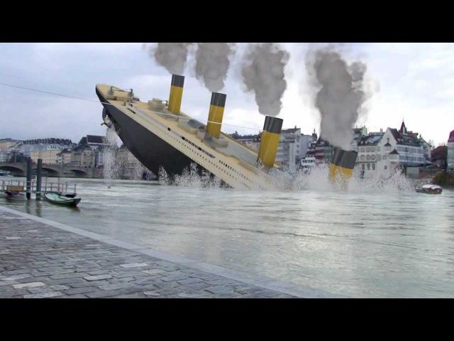 Wirrlete 2012, Arche, Titanic