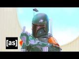 Dinner With Vader  Robot Chicken  Adult Swim