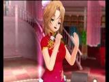 Аниме танец  Катюша на китайском языке