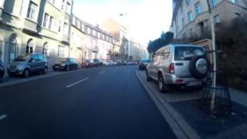 Pforzheim fahrrad Sonnenhof Zentrum 10 minuten