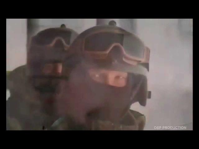 Снегопад клип БИ 2 с участием отряда Витязь ОДОН,и др Спец подразделений